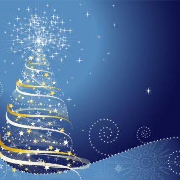 С наступающим счастливым Новым Годом!